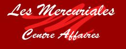 Centre Affaires Les Mercuriales Logo